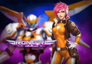 Iron girl irongirl
