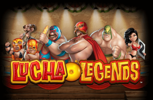 lucha legends
