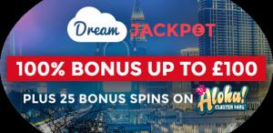 Dreamjackpot bonus